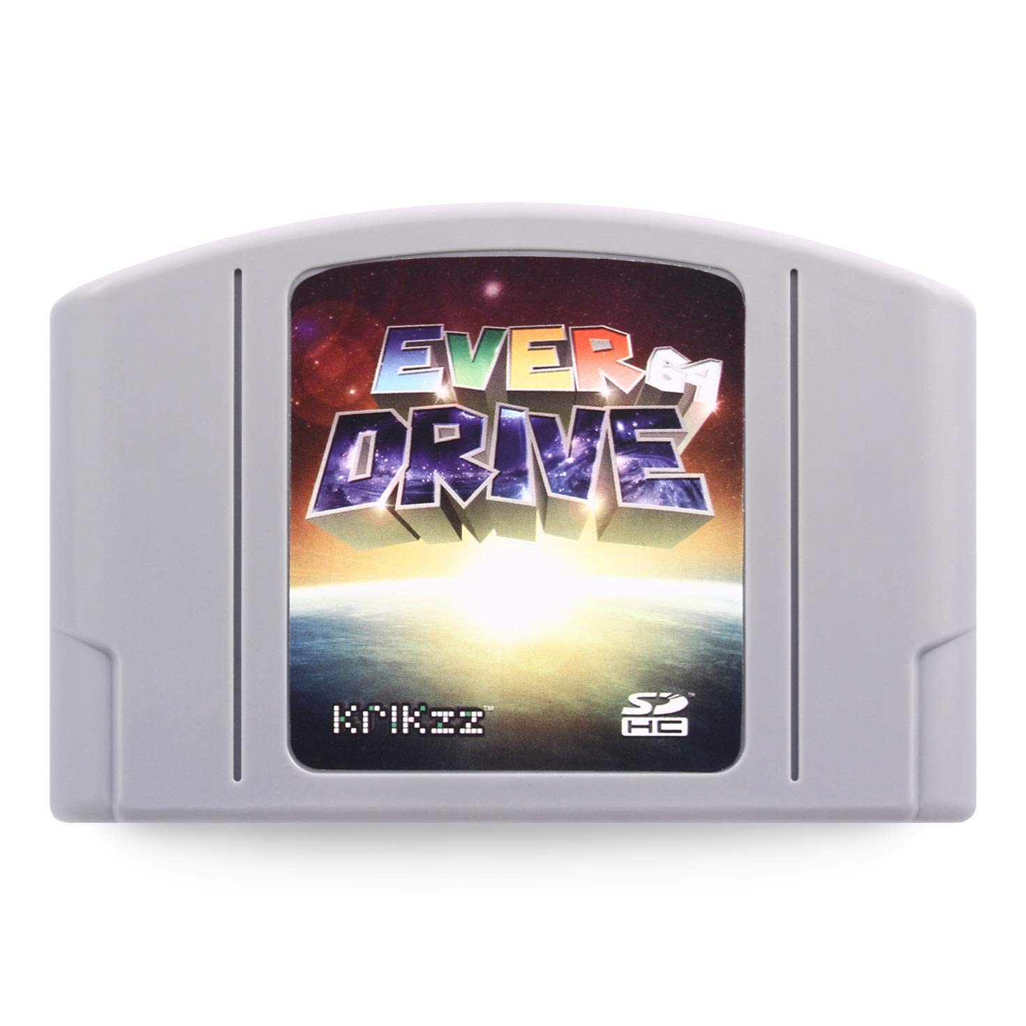 EverDrive 64 v2.5 by EVERDRIVE
