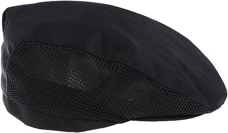Sombrero de Cocinero de Algodón Botes Herméticos Accesorios Gorro de Muñecas 59cm Negro: Amazon.es: Jardín