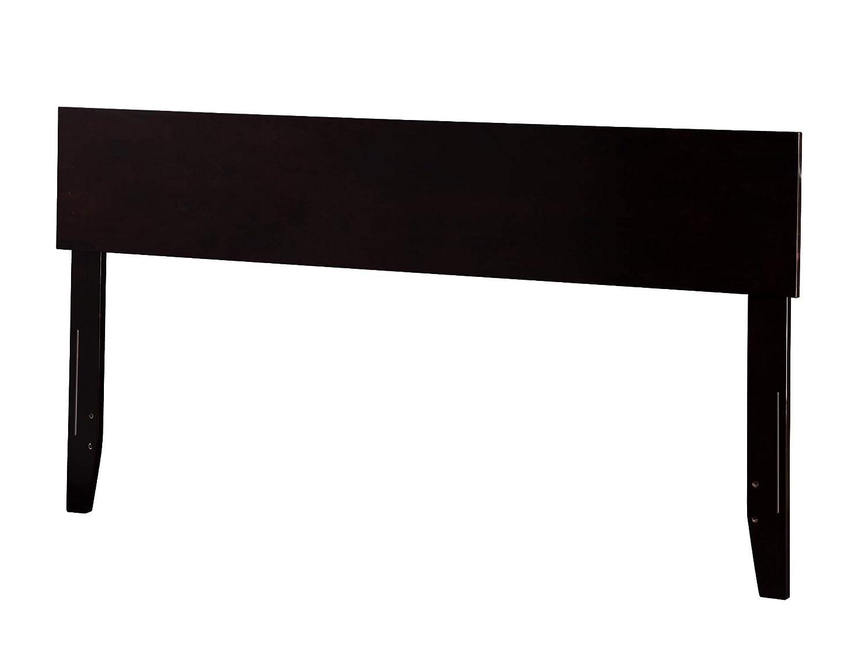 Atlantic Furniture Orlando Headboard, Queen, Espresso