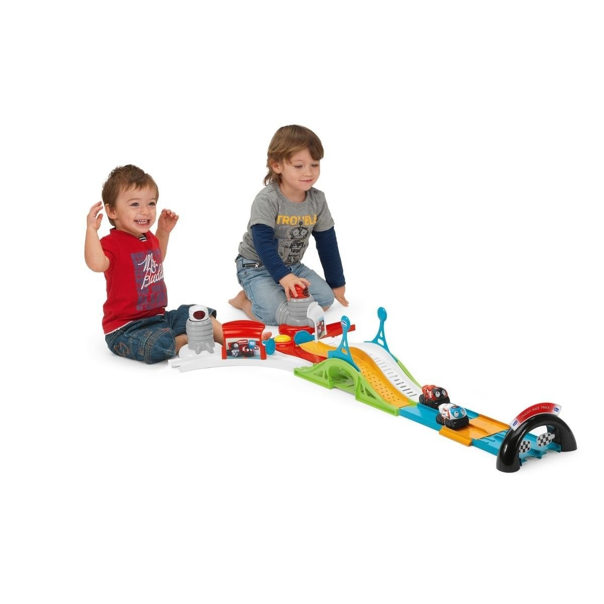 Chicco Ducati Multi Play Race Track (Assorted Colours)