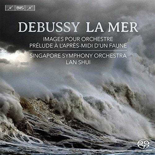 SACD : Singapore Symphony Orchestra - La Mer (Hybrid SACD)