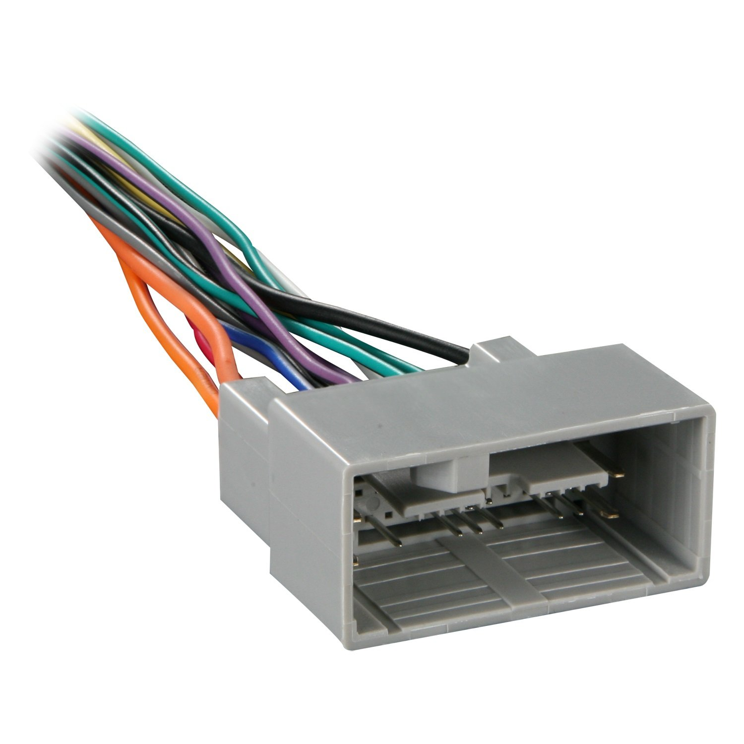 613Kg8IWI7L._SL1500_ amazon com metra 70 1729 radio wiring harness for honda 2008 up honda radio wiring harness at bayanpartner.co