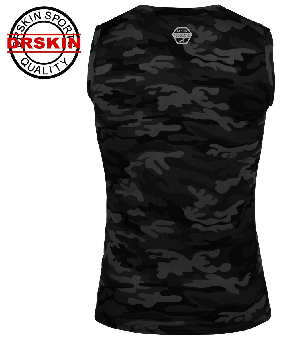 [DRSKIN] Compression Tight Pants Base Layer Running