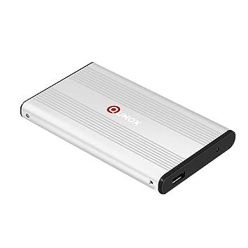 QUMOX USB 3.0 Caja Funda Estuche de Disco Duro Externo SATA de 2.5 ...