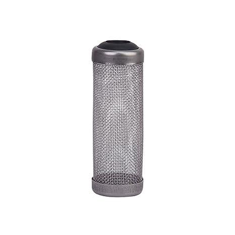 onewiller Durable Protector de filtro de acuario tanque de peces red de malla para peces camarón