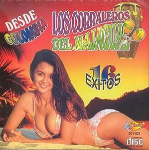 Los Corraleros De Majagual (16 Exitos Desde Colombia) 037