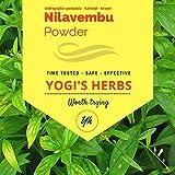 Yogis Herbs Nilavembu Powder(Andrographis paniculata) 1 lb–Fresh & Pure