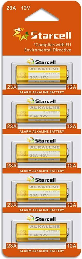 Act 23A A23 12V Pila alcalina 5PCS