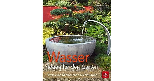 Wasser   Ideen Für Den Garten   Livros Na Amazon Brasil  9783835415485