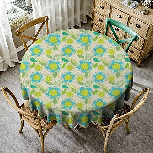 Rank-T Tablecloth Round Tablecloth 60