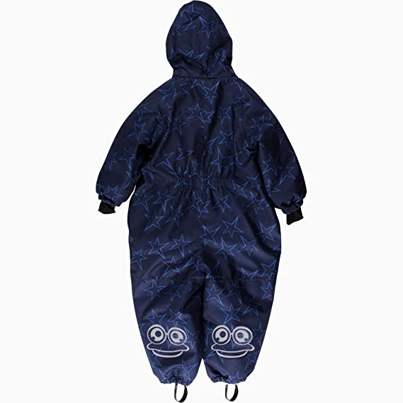 Freds World by Green Cotton Baby-Jungen Rainwear Set Star Regenjacke