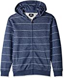 O'Neill Big Boys' Murphy Zip Fleece Jacket, Navy, M