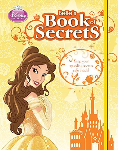 Disney Belle's Book of Secrets (Disney All about Me)
