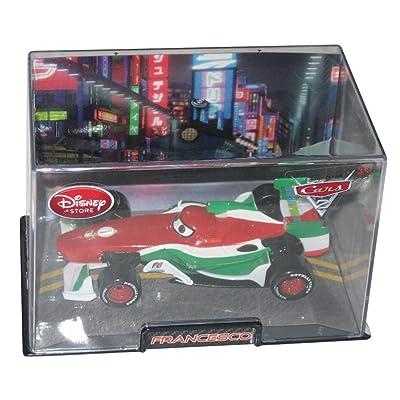 Disney / Pixar CARS 2 Movie Exclusive 148 Die Cast Car In Plastic Case Francesco Bernoulli: Toys & Games