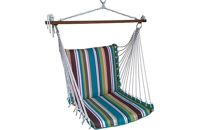 Twotree Anders Hammock Swing (Ocean Stripe Blue)