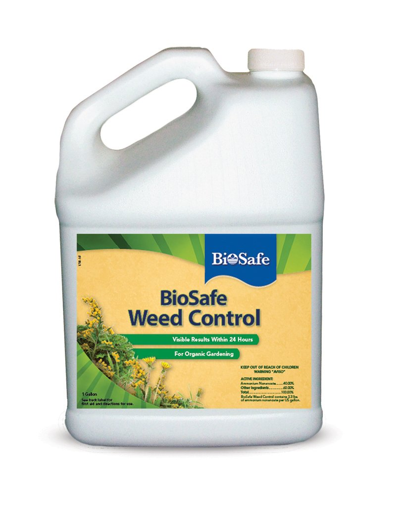 BioSafe- Weed Control Concentrate, Non-Selective Weed Killer