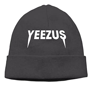 8ee438a7 Amazon.com: Men's Women's Kanye West Bear Yeezus Tour Winter Knit Hat:  Clothing