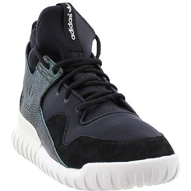 e324d03198b7 adidas Tubular X Casual Men s Shoes Size 8.5 Black White