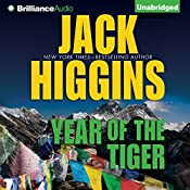Year of the Tiger: Paul Chevasse Series, Book 2 | Jack Higgins