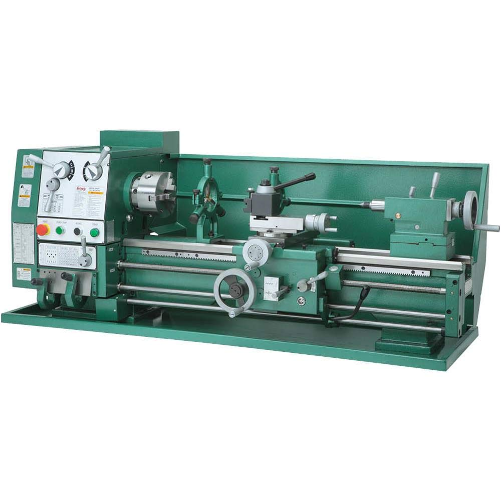 Grizzly Industrial G4003 Metal Lathe