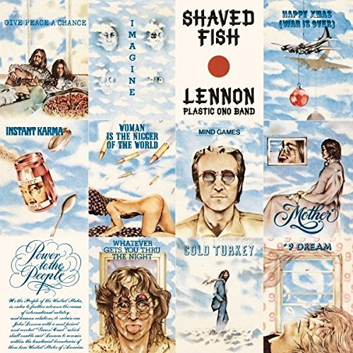 John Lennon - Shaved Fish [lp] - Zortam Music