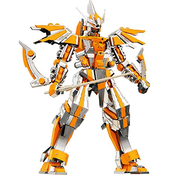 MQKZ New Moon Blade armor3d Tridimensional Rompecabezas de ...