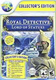 Royal Detective: The Lord of Statues with Bonus Game: Sherlock Holmes: The Hound of the Baskervilles - Collectors Edition - PC