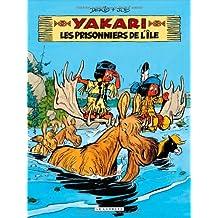 Yakari 09 Prisionniers de L'Ile Les