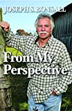 From My Perspective, Joseph S. Bonsall, 0982483228