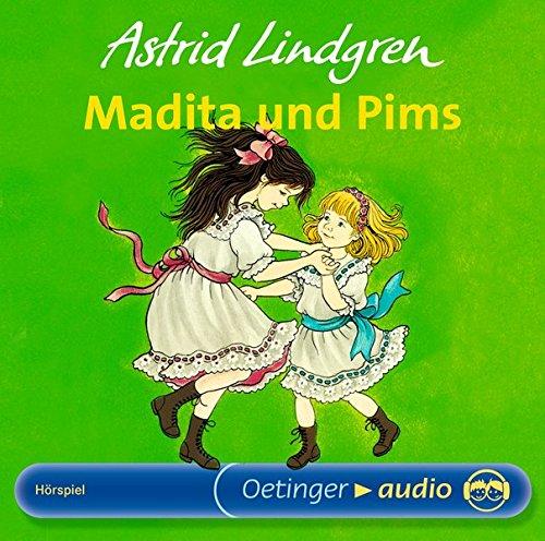 Madita und Pims. CD (Oetinger Audio)