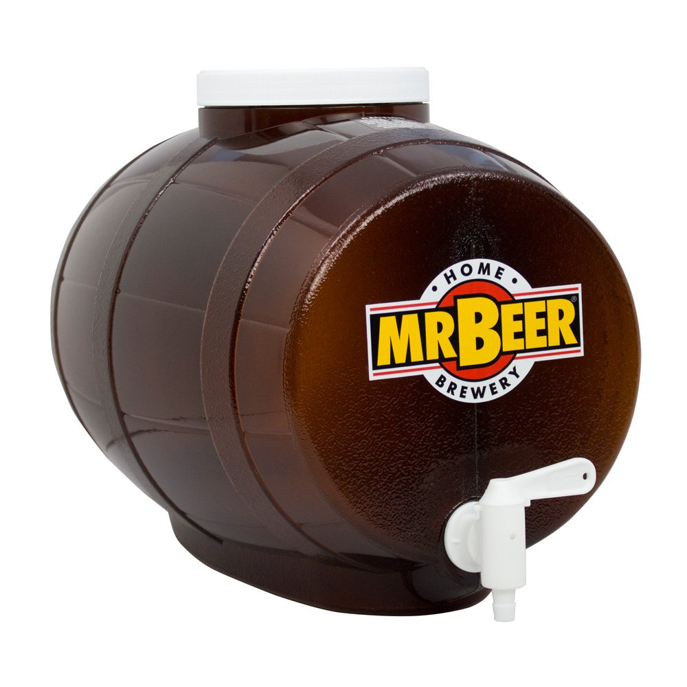 Amazon Com Plastic Fermenting Barrel For Mr Beer Home Brew Kit