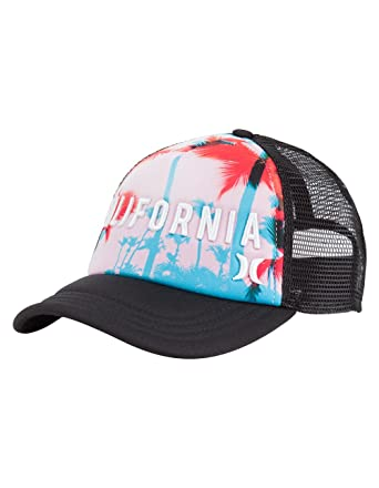 257fce14 ... best hurley womens cali trucker hat gha0000650multiofa 9063f fa5a1