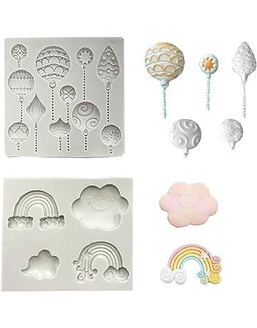/ref 284428 1/Mini molde de silicona Etoiles Creations Fimo Sculpey Cernit/