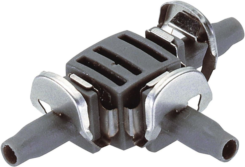 "Gardena T-Stück 4,6mm Micro-Drip-System Quick/&Easy 8330-20 3//16/"""
