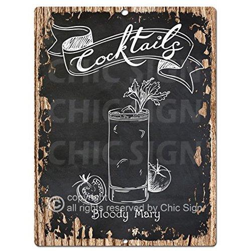 Cóctel Bloody Mary Chic Cartel casa Cocina Bar Pub ...