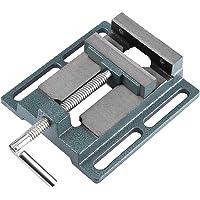 Drill Press Vise, 4 Inch Heavy Duty High PrecisionOpening Size Drill Press Vice Milling Drilling Clamp Machine Vise Tool