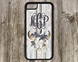 Best Flower Skulls For IPhones - iPhone Case with Floral Western Bull Skull Review