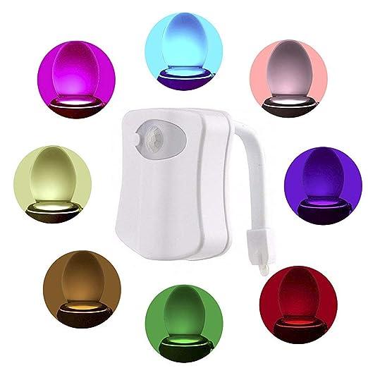 Amazon.com: Komire - Luz nocturna LED con sensor de ...