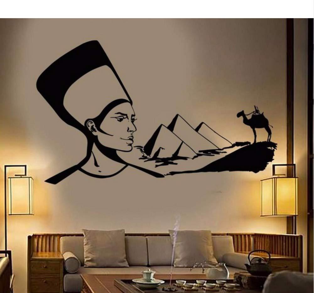 Hanjiming Decal Egipto Beduino Del Desierto Camello Cleopatra ...