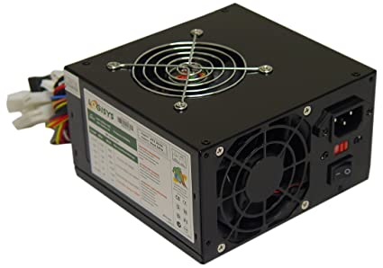 amazon com logisys 550w 20 24 pin black dual fan switching power rh amazon com High Current Power Supply Circuit Diagram Tattoo Power Supply Wiring Diagram