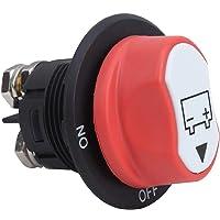 Desconexión del aislador de batería, 100 A DC32V Interruptor de corte de energía, Interruptor maestro de corte de…