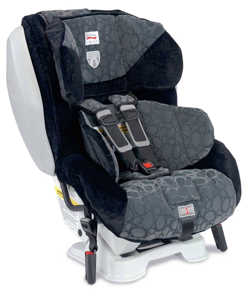 Amazon.com: Britax Advocate 65 CS Click & Safe Convertible Car Seat, Opus  Gray (Prior Model): Baby