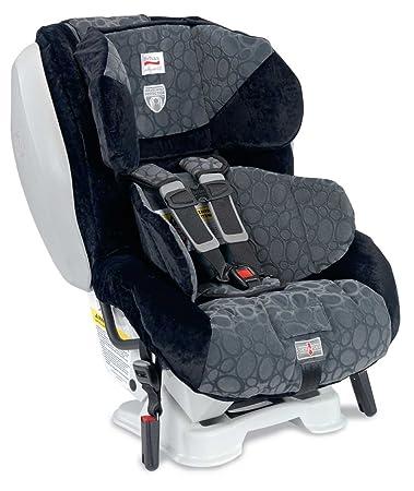 Britax Advocate 65 CS Click Safe Convertible Car Seat Opus Gray Prior Model