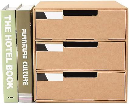 Gabinete A4 Papel Escritorio Caja De Almacenamiento Documentos ...
