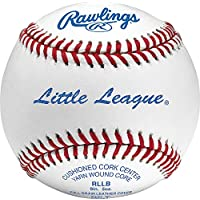 Pelotas de béisbol de Rawlings Little League Tournament Grade, 12 unidades, RLLBDZ