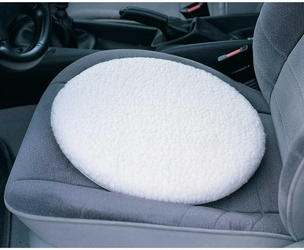 Drive Medical Swiv001rt Sitzpolster Fleecebezug Groß Drogerie Körperpflege