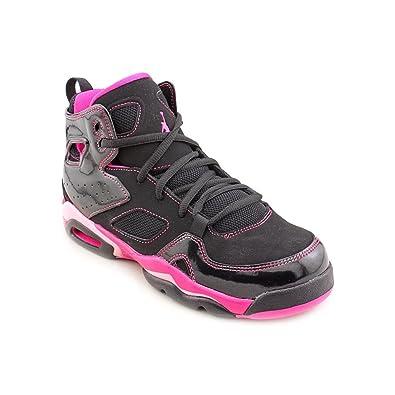super popular ea6e9 5cac6 Amazon.com | Jordan Nike Air Flight Club '91 (GS) Girls ...