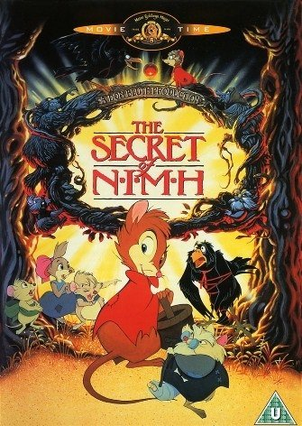 The Secret of NIMH [DVD] [1982] by Elizabeth Hartman B01I07A16M