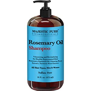 Majestic Pure Rosemary Shampoo