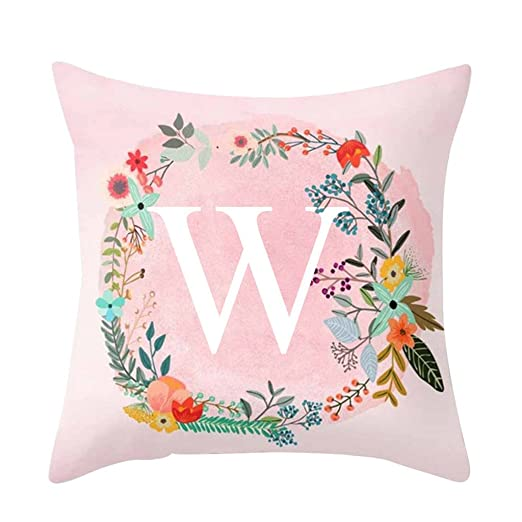 Corazón altavoz rosa patrón de letras manta funda de ...